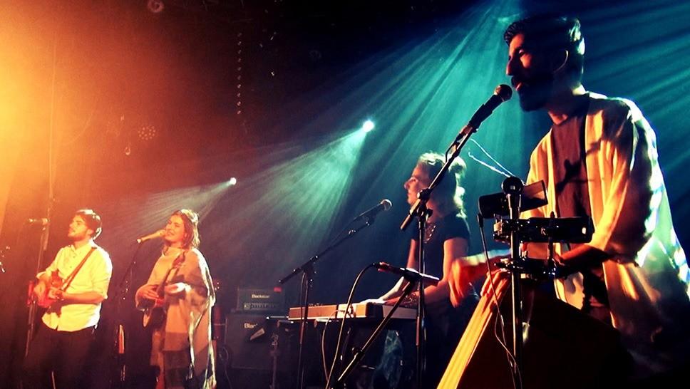 Music on Stage : rencontre en bordure de tremplin