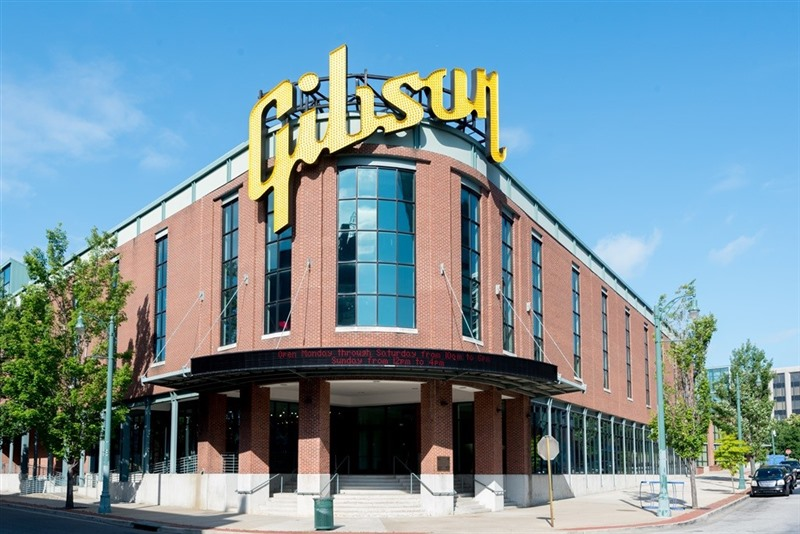 Gibson vend son usine de memphis d di e aux guitares hollowbody et au custom shop audiofanzine - Usine de meuble au portugal ...