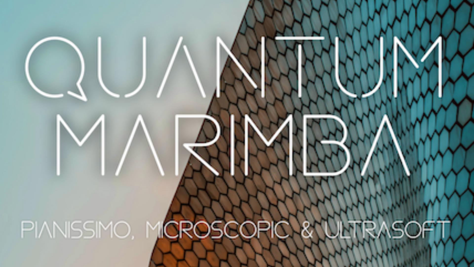 Voici la nouvelle banque de sons Quantum Marimba, par SonicZest