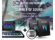 Début du Summer of Sound chez Native Instruments
