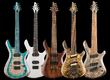 [NAMM] Kiesel sort des guitares Vanquish