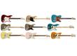 [NAMM] Nouveaux bois et finitions chez Fender