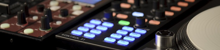 Native Instruments Traktor Kontrol X1. il Test