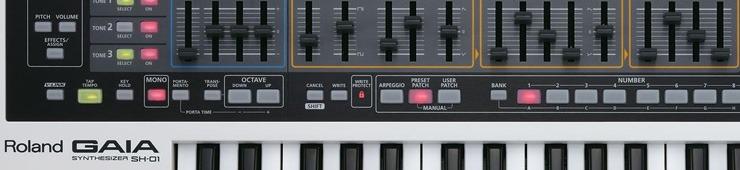 "Roland SH-01 ""Gaia"" : il Test"