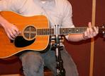 アコースティック・ギターの収音