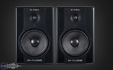 M-Audio BX8a Deluxe 詳細レビュー