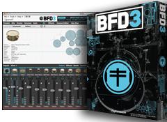 FXpansion『BFD3』詳細レビュー