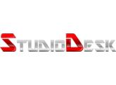 Studiodesk Floor Rack 10U