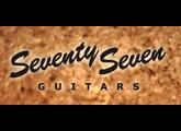 Vends guitare seventy seven exrubato type es 335