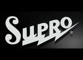 Vintage Ampli Guitare Supro 1614 Spectator 1953