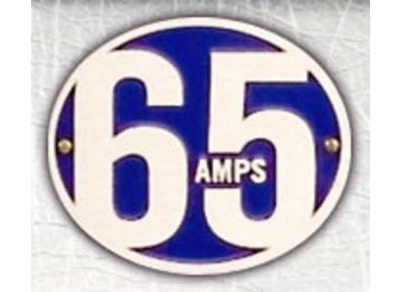 65amps