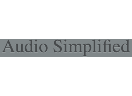 Audio Simplified