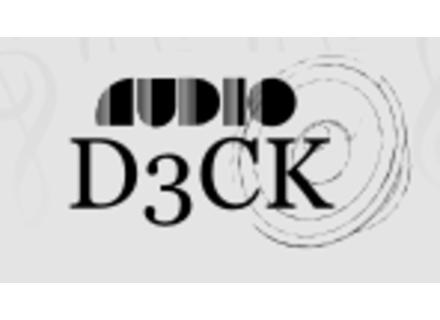 audioD3CK