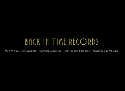 Back in Time Records