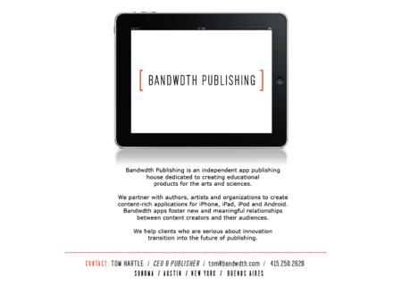 Bandwdth Publishing