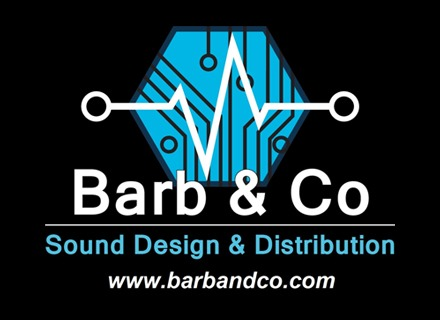 CD & Banques de sons Barb and Co