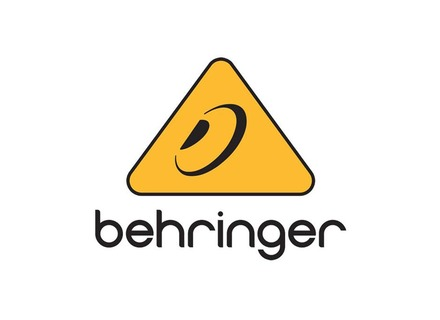 Behringer Saturation effects pedals