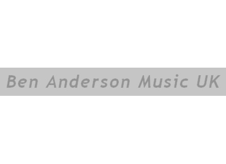 Ben Anderson Music UK