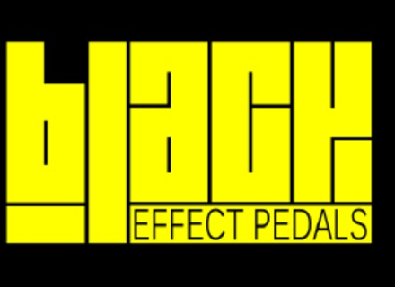 Black Effect Pedals