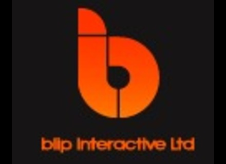 Blip Interactive Music software for iPhone / iPod Touch / iPad