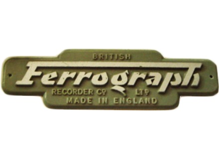 British Ferrograph Recorder Co