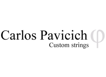Carlos Pavicich Custom Strings
