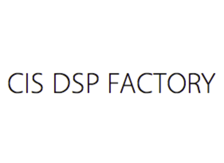 CIS DSP Factory
