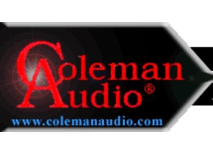 Effets et périphériques de studio Coleman Audio