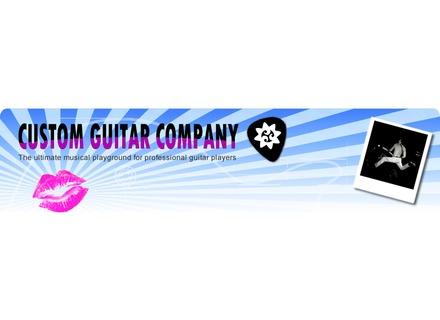 Crazy Custom Guitars