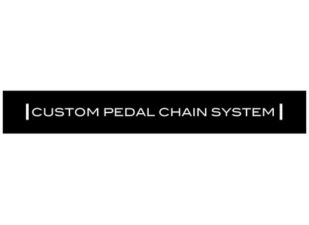 Custom Pedal Chain System