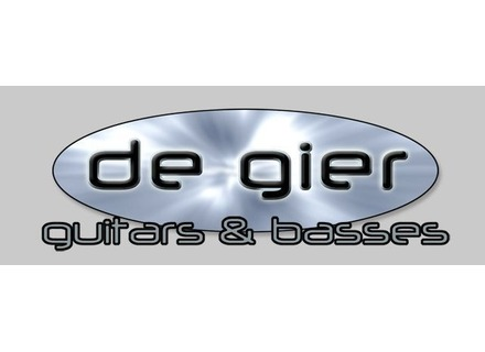 De Gier Guitars And Basses