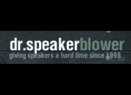 Dr Speaker Blower