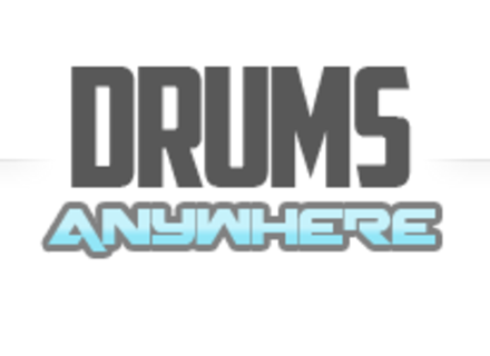 DrumsAnywhere