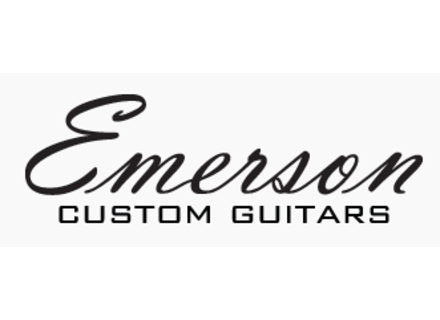 Emerson Custom Guitars