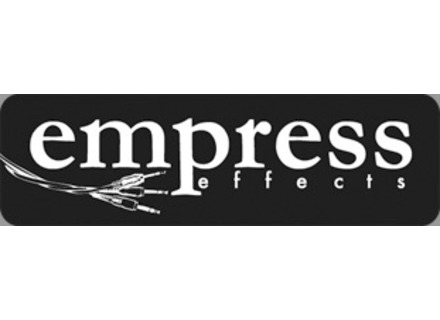 Empress Effects Dynamic or volume pedals