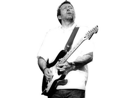 "Eric ""Slow Hand"" Clapton"