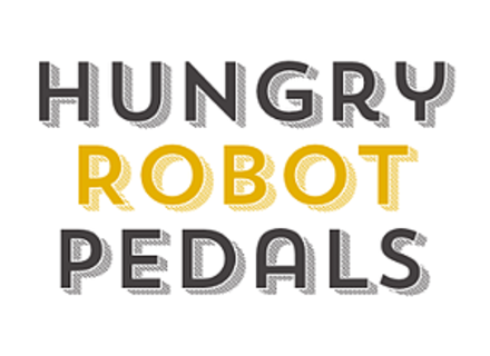 Hungry Robot Pedals