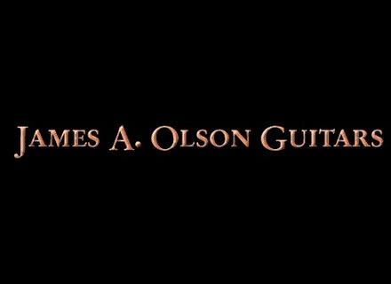James A. Olson Guitars