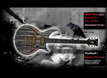 Jarrell Guitars