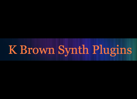 K Brown Synth Plugins