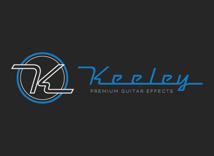 Effets à saturation pour guitare Keeley Electronics