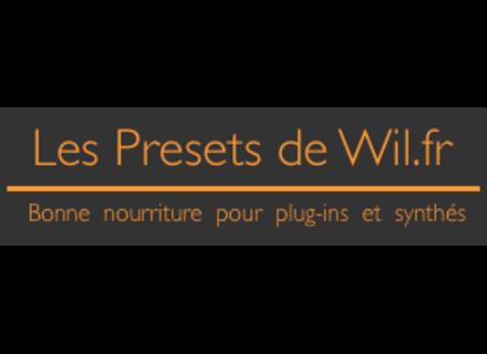 Les Presets de Wil