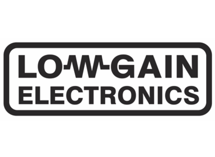 Low Gain Electronics