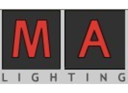 Ma Lighting digital dimmer 12x2,3k