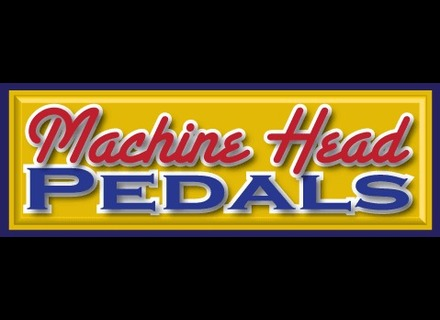 Machine Head Pedals