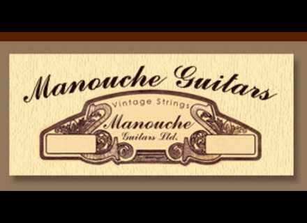 Manouche Guitars
