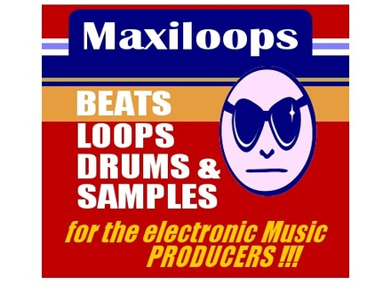 Maxiloops - Electro Boucles Et Samples