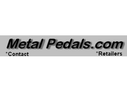 Metal Pedals