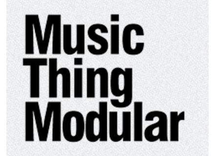 Music Thing Modular