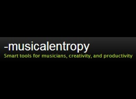 Musicalentropy